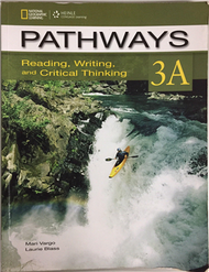 Pathways Split Text 3A: Reading, Writing, and Critical Thinking (新品)