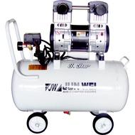 精密無油靜音空壓機 JW-3550N(3.5HP*50L)