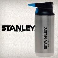 【Stanley 美國】SWITCHBACK 登山真空保溫杯 304不鏽鋼保溫杯 不鏽鋼色 (10-02284)