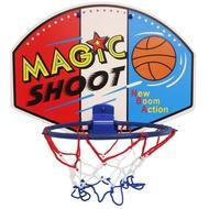 兒童投籃板 + 球 兒童籃球板/一個入{促100} 籃球框 籃框 籃板 ST安全玩具~創F-2062
