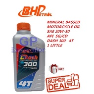 BHP Dash 300 4T 20W50 Motorcycle Engine Oil [1 LITTLE]