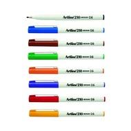 Artline 210 Medium 0.6mm