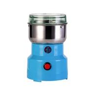 中規粉碎機 五穀雜糧電動磨粉機 家用小型研磨機 不銹鋼中藥材咖啡打粉機 台灣110V-220V適用