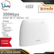 4g03 Wifi Tent Modem 4g Lte Wireless Modem Router 300mbps Sim Card