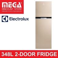 ELECTROLUX ETB3500GG 348L 2-DOOR FRIDGE