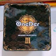 OneDer 幻達 W12 藍芽耳機