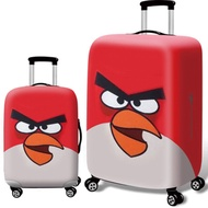 Johnn อุปกรณ์ป้องกันกระเป๋า 18-20-22-24-26-28-30-32 กระเป๋าเดินทางฝาครอบป้องกันยืดผ้าหนาสวมใส่กระเป๋าเดินทางอุปกรณ์คลุมกระเป๋าเดินทางฝาครอบกันฝุ่น [คลังสินค้าพร้อม-คุณภาพสูง]