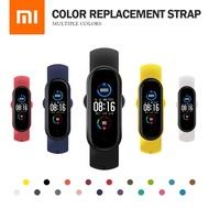 小米手環5/6代通用 替換錶帶 智能手環腕帶 彩色替換錶帶 小米手環 螢幕顯示替換腕帶