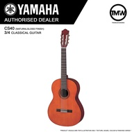 [PRE-ORDER Apr/May 2021 onwards] Yamaha CS40 Natural - 3/4 Classical Guitar