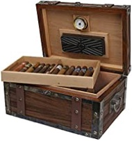 Cigar cutter Steampunk Trunk humidor 100 Count Trunk Humidor cigar ashtrays