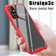 ComeBuy for Infinix Note 8 Infinix Note 8i Blade series four-corner soft and hard combination anti-fall and anti-vibration phone case