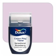 Dulux Colour Play Tester Sensational Strawberry 84RB 69/108