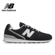 【NEW BALANCE】NB 復古休閒鞋_女鞋_黑色_WL996CLB-D楦 緩震 支撐 網布 麂皮 運動 休閒 潮流