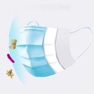 「BNN × 兒童口罩」💋3D耳掛/台灣製造/50入 *小朋友立體口罩