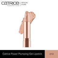 คาทริซพาวเวอร์พลัมปิ้งเจลลิปสติก Catrice Power Plumping Gel Lipstick เครื่องสำอาง,ลิปสติก,ลิป,ลิปเจล