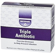 ▶$1 Shop Coupon◀  Triple Antibiotic Cream, First Aid Antiseptic Ointment Packets, 25 Pack
