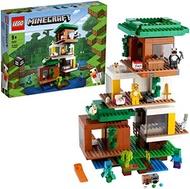 LEGO 樂高 我的世界 樹屋 21174