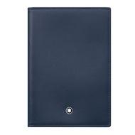 MONTBLANC萬寶龍 Meisterstück 大師傑作系列 護照夾 (114573) 海軍藍/黑/棕/酒紅