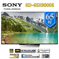 SONY 65吋 4K HDR 液晶電視(KD-65X9000E)