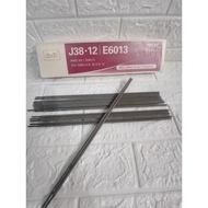 "(PER BOX - 2.5KG) Golden Bridge Welding Rod 3/32"""