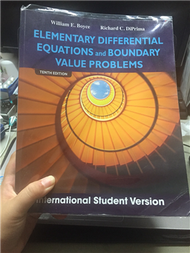Elementary Differential Equations and Boundary Value Problems (新品)