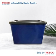 ✽❒  Tesco Storage Box with Wheel 75L (Assorted Color)