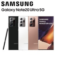 Samsung Galaxy Note20 Ultra 5G 6.9吋 12G/256G星幻白