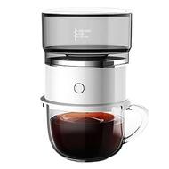 แบตเตอรี่สำหรับใช้ในครัวเรือนแบบพกพาเครื่องทำกาแฟอัตโนมัติเครื่องทำกาแฟดริป