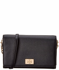 Tory Burch Womens  Eve Chain Leather Wallet