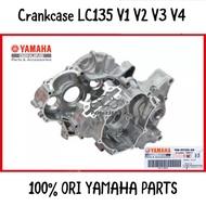 LC LC135 4S 5S Crankcase / Kulit Enjin Tengah 100% HLYcar Motorcycles yamaha