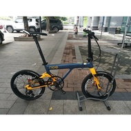 "2019 Java Neo Folding Bike 20"" 11 Speed"