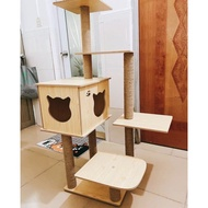 cat tree, cat toy, cat wooden tree