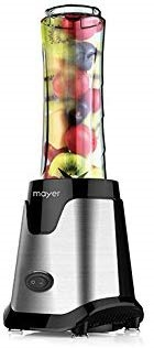 [Home] Mayer MMPB600 Personal Blender, 250W - Silver