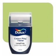 Dulux Colour Play Tester Leapfrog 10GY 61/449