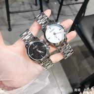㊣⅚Guess 手錶 女士休閒時尚腕錶 石英手錶 鋼帶圓形錶盤手錶5873