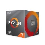 AMD Ryzen 7 3800X 3.9GHz 八核心 中央處理器