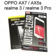 亮面高透螢幕保護貼 OPPO AX7 / AX5s / realme 3 / realme 3 Pro (6.2吋)