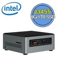 【Intel 英特爾】NUC平台【FINUC6CAYH06】Intel四核心 SSD效能電腦