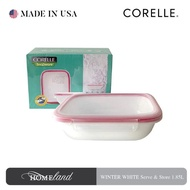 Corelle Snapware Winter White Serve & Store 1.85L Today