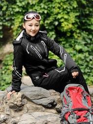 【工廠直發】法國pelliot滑雪服 女款戶外登山單雙板正品防水透氣保暖棉服 滑雪外套 運動外套 風衣外套 防寒外套