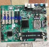 研祥ECO-1811V2NA VER:A1.1 775針雙網口8COM口工控主板