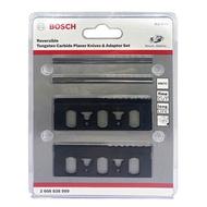 BOSCH博世 鎢鋼電刨刀刃套裝組 GHO10-82 木工 刨刀機 電動刨刀 替換刀片 Makita 適用