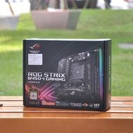 (全新促銷)華碩B450I GAMING R5 2600X 3200G 3600 3700X迷你ITX主板CPU套裝