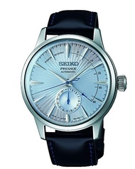 (Seiko) SEIKO PRESAGE Power Reserve Ice Blue Cocktail Time