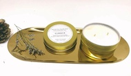 Natural Soy Candle With Pure Essential Oils