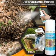 ✿BM✦ 60ml Bee Easy Attractant Spray Swarm Lure Portable for Farms Carpenter Beehive