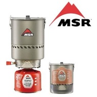 MSR Reactor 效率系統爐 1.7L 11205 登山爐+鍋組 Reactor Stove Systems 1.7升