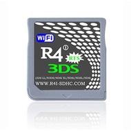 任天堂NDS遊戲燒錄卡 紅I RTS燒錄卡R4I 3DS R4I-SDHC NDS游戲卡R4燒錄卡