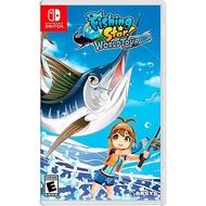 任天堂 Switch遊戲《釣魚明星 世界巡迴賽》中文版