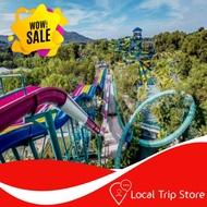 ESCAPE Theme Park Penang (Skip The Que)